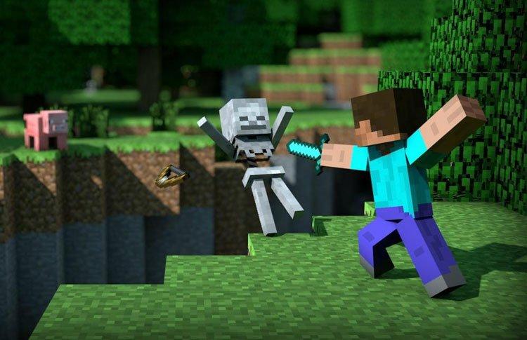 Minecraft обошла Dota 2 по количеству одновременных игроков - Изображение 1