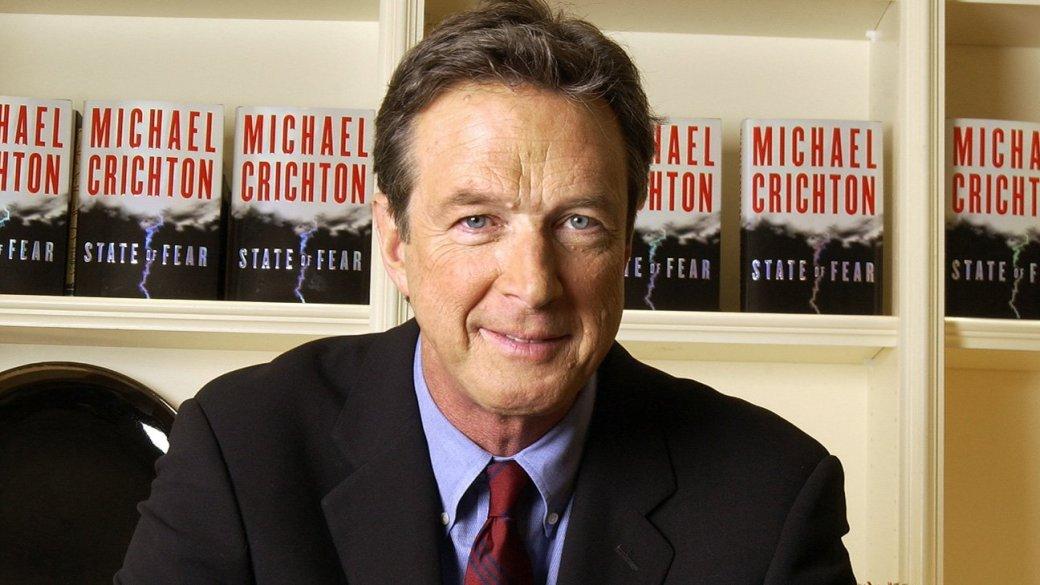 Покойный Майкл Крайтон выпустит новую книгу про палеонтологов - Изображение 1