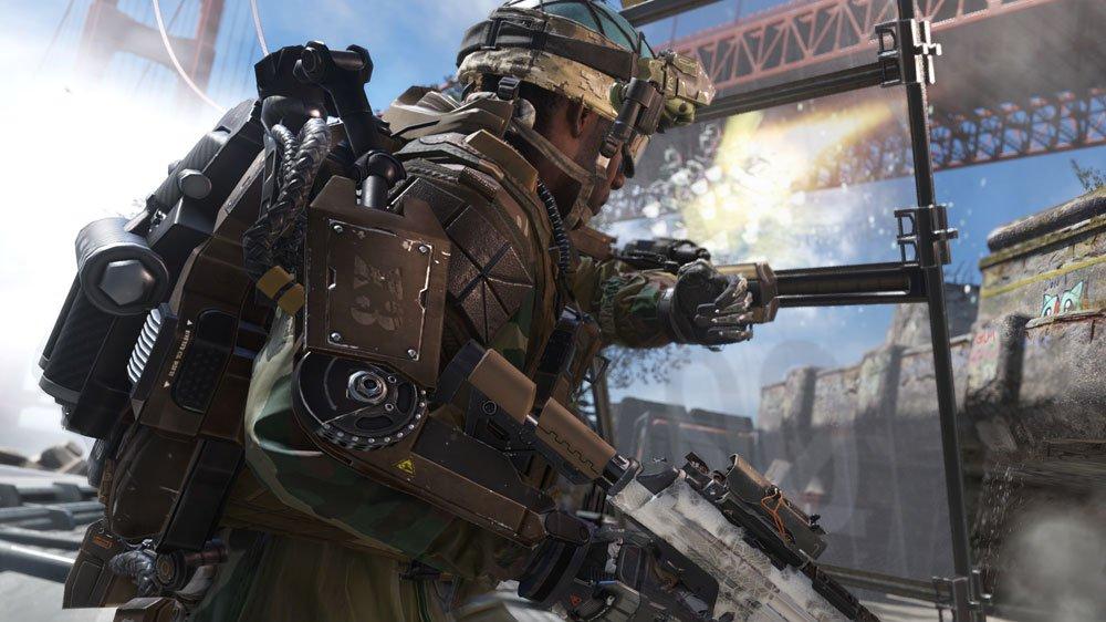 Новая Call of Duty отвоевала первое место в британском чарте - Изображение 1
