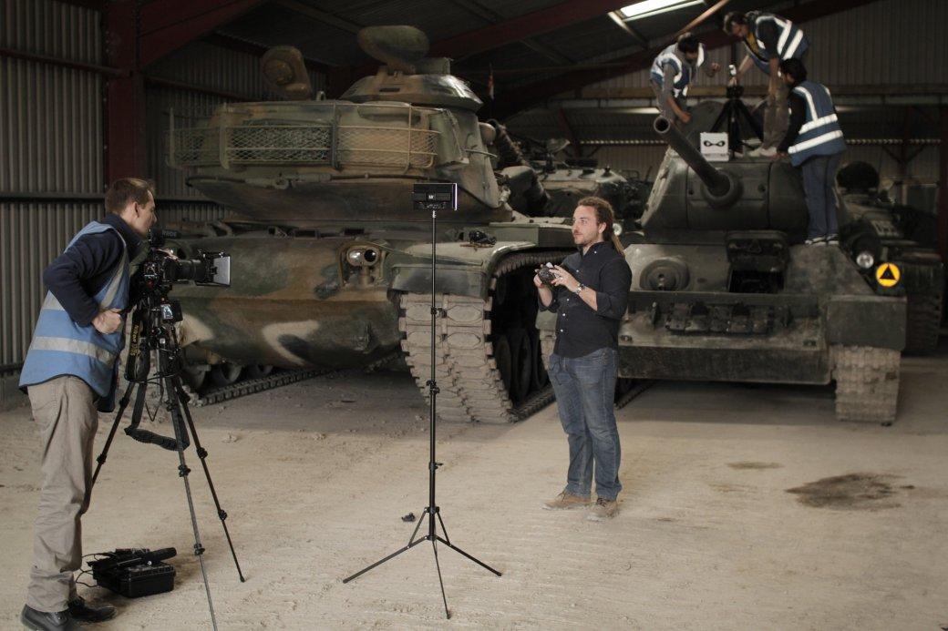 Виртуальная поездка на танке - Изображение 3