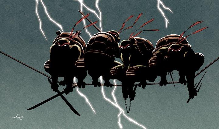 Рецензия на «Черепашки-ниндзя 2» - Изображение 13