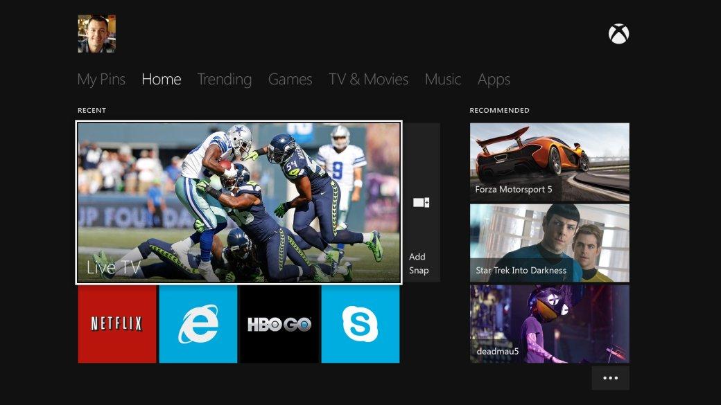 Xbox One: главное, что известно на данный момент - Изображение 3