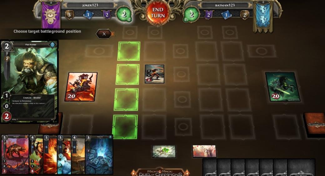 Might & Magic возродят в виде карточной игры - Изображение 1