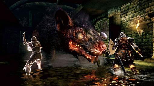 Тьма тьмущая: почему Dark Souls будет лучше TES V: Skyrim - Изображение 4
