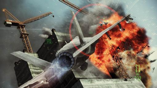 GamesCom 2011. Впечатления. Ace Combat: Assault Horizon - Изображение 2