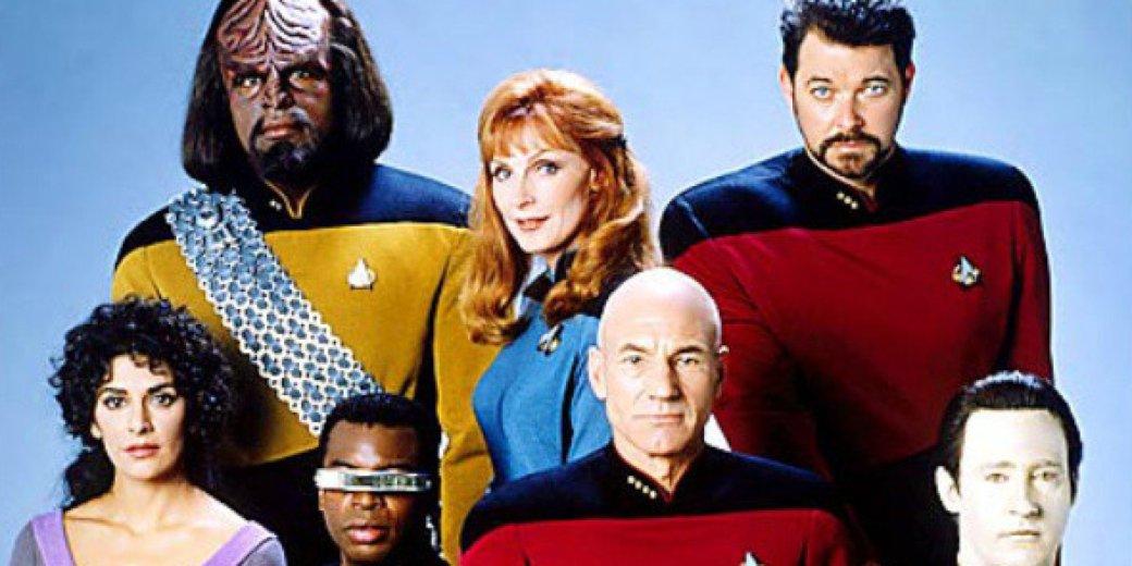 В новом сериале Star Trek прибавилось ветеранов «Пути» - Изображение 2