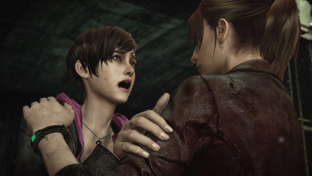Из Resident Evil: Revelations 2 для PC вырезали кооператив - Изображение 1