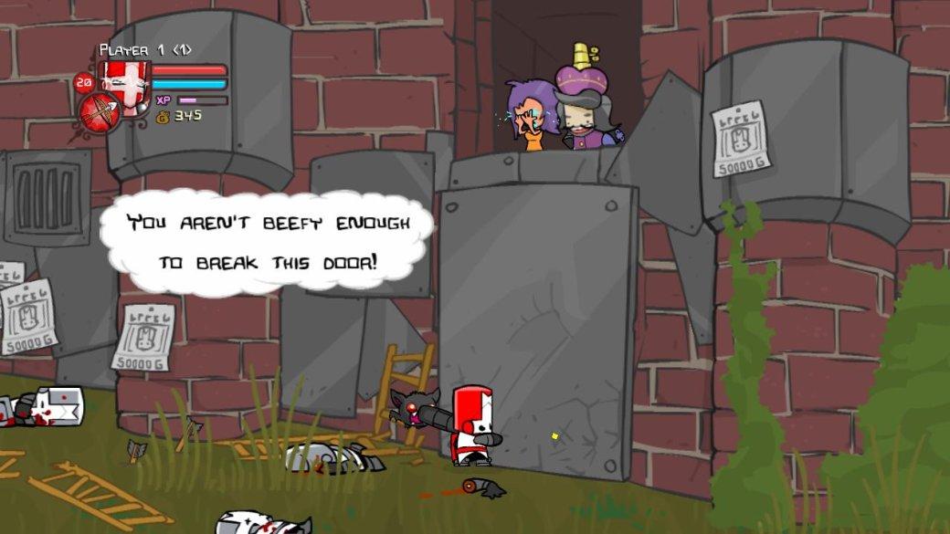 Рецензия на Castle Crashers - Изображение 2