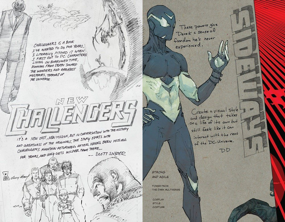 DC экспериментирует с жанрами: ждем историй об убийце, богах и монстре - Изображение 3