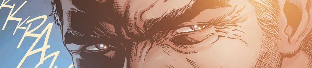 Куда привела Бэтмена и Флэша загадка значка Комедианта? - Изображение 10