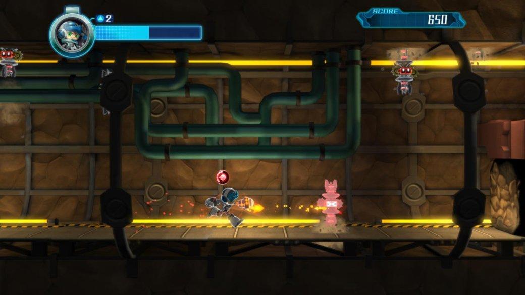 Духовный преемник Mega Man от Кейдзи Инафуне обернулся полным провалом - Изображение 2