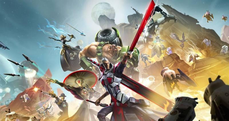 Battleborn красуется своими героями в трейлере к релизу игры - Изображение 1