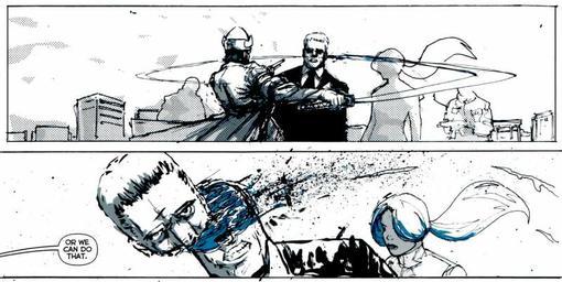 Комиксы: Cowboy Ninja Viking - Изображение 4