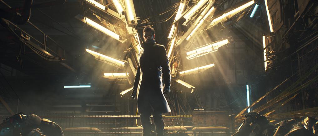 Square Enix вскоре анонсирует Deus Ex: Mankind Divided - Изображение 4