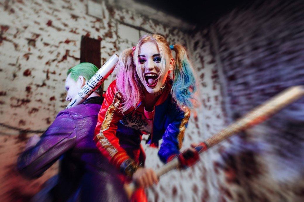 Косплей дня: Харли Квинн и Джокер из «Отряда самоубийц» - Изображение 5