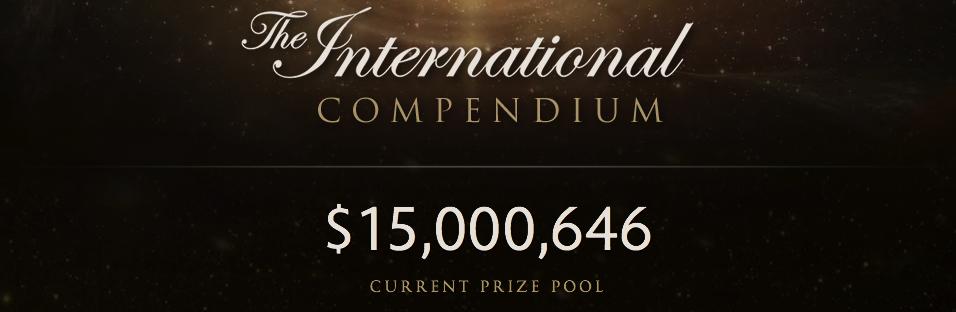 Рекорд: призовой фонд The International 2015 по Dota 2 достиг $15 млн - Изображение 1
