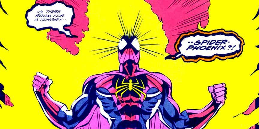 Кто, кроме Джин Грей, в комиксах владел Силой Феникса  - Изображение 1