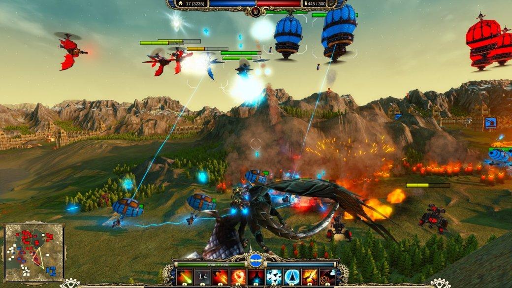 Larian Studios: о непростых политических решениях в Dragon Commander - Изображение 4