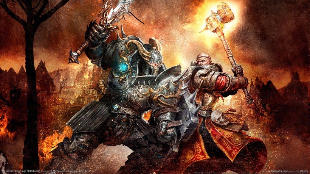 Император гибнет за металл! [жадность убивает серию Warhammer] - Изображение 5