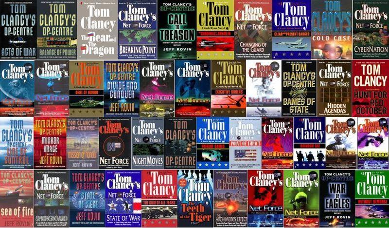 ЖиЗЛ # 9: Том Клэнси  - Изображение 2