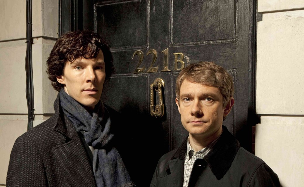 Начались съемки четвертого сезона «Шерлока». - Изображение 1
