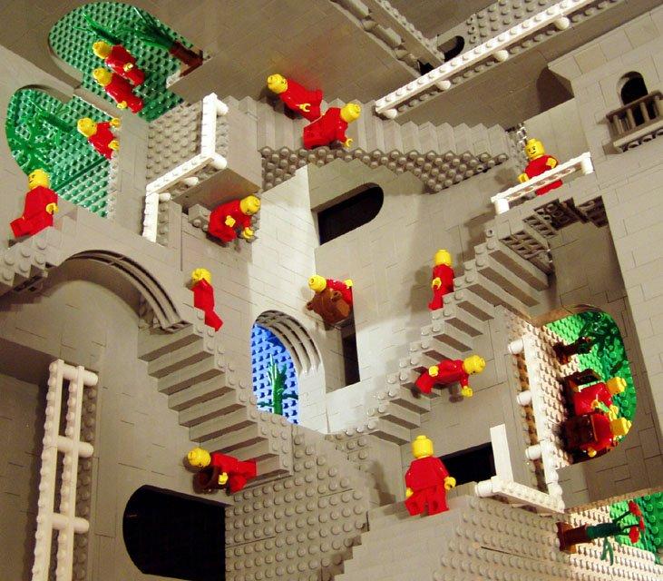 Искусство в кубе: краткий экскурс по миру LEGO - Изображение 9