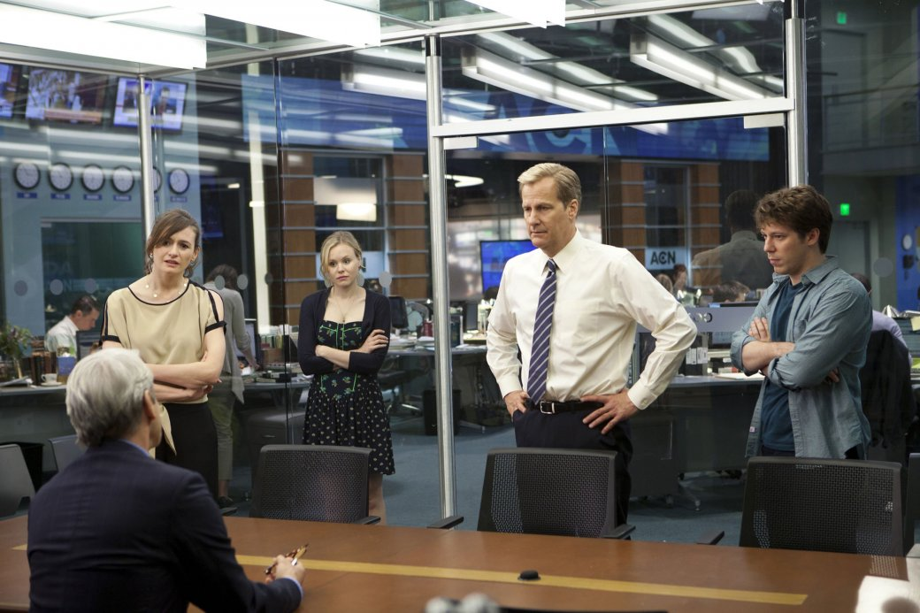 HBO продлил и закрыл «Службу новостей»  - Изображение 1