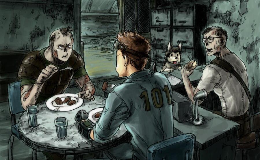 Лучший арт мира Fallout - Изображение 52