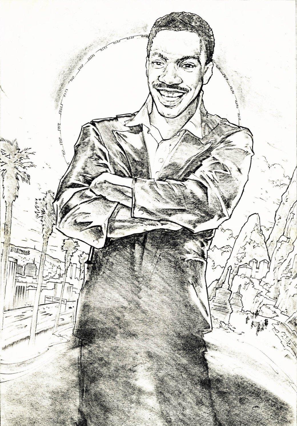 Неопубликованные постеры Джона Элвина - Изображение 32