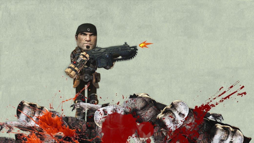 Сюжет Gears of War за 7 минут. Мультфильм - Изображение 1