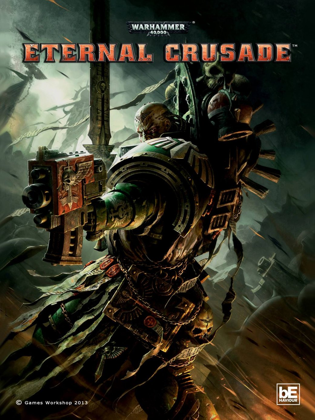 Warhammer 40000: Eternal Crusade. Интервью с разработчиком - Изображение 3