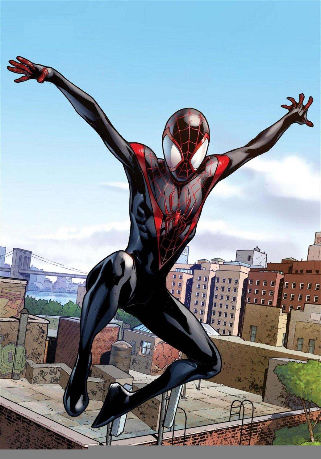 Новый «Человек-паук»: Питер Паркер опять идет в школу - Изображение 1