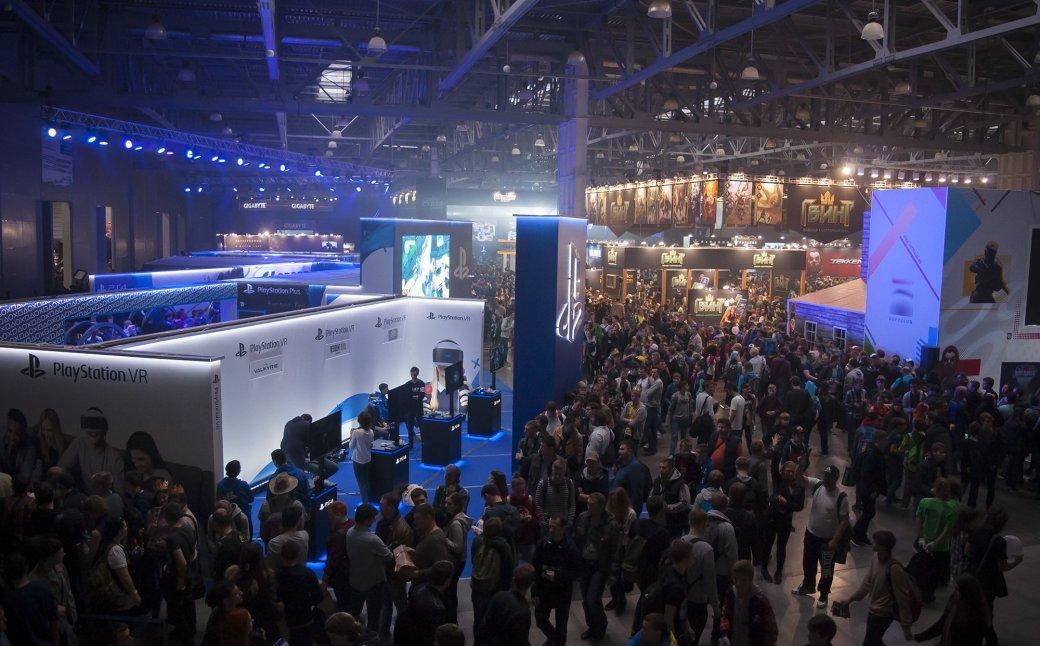 Фотоотчет с«ИгроМира» иComic Con Russia 2016. День3 - Изображение 1