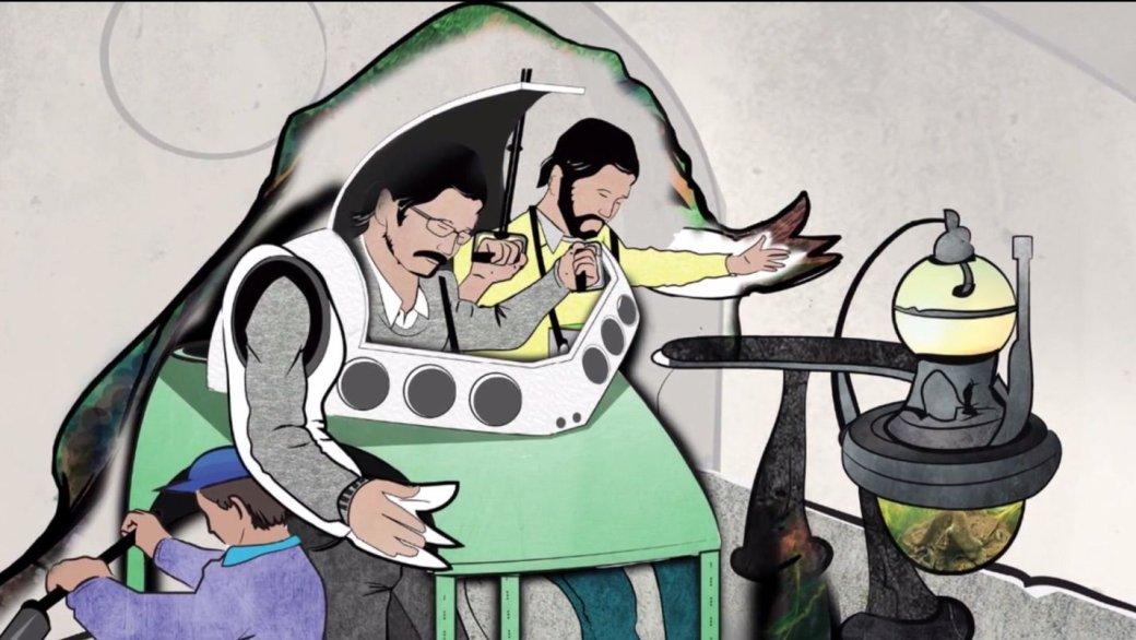 Актеры, «игравшие» Джаббу Хатта, вспоминают о своей работе. - Изображение 2