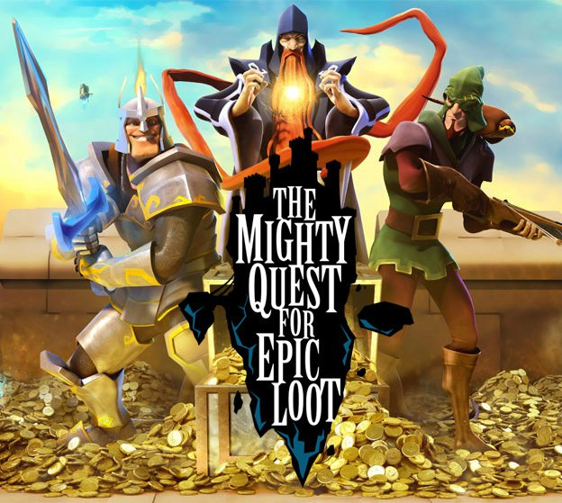 Mighty Quest for Epic Loot - Брысь от моих сокровищ - Изображение 1
