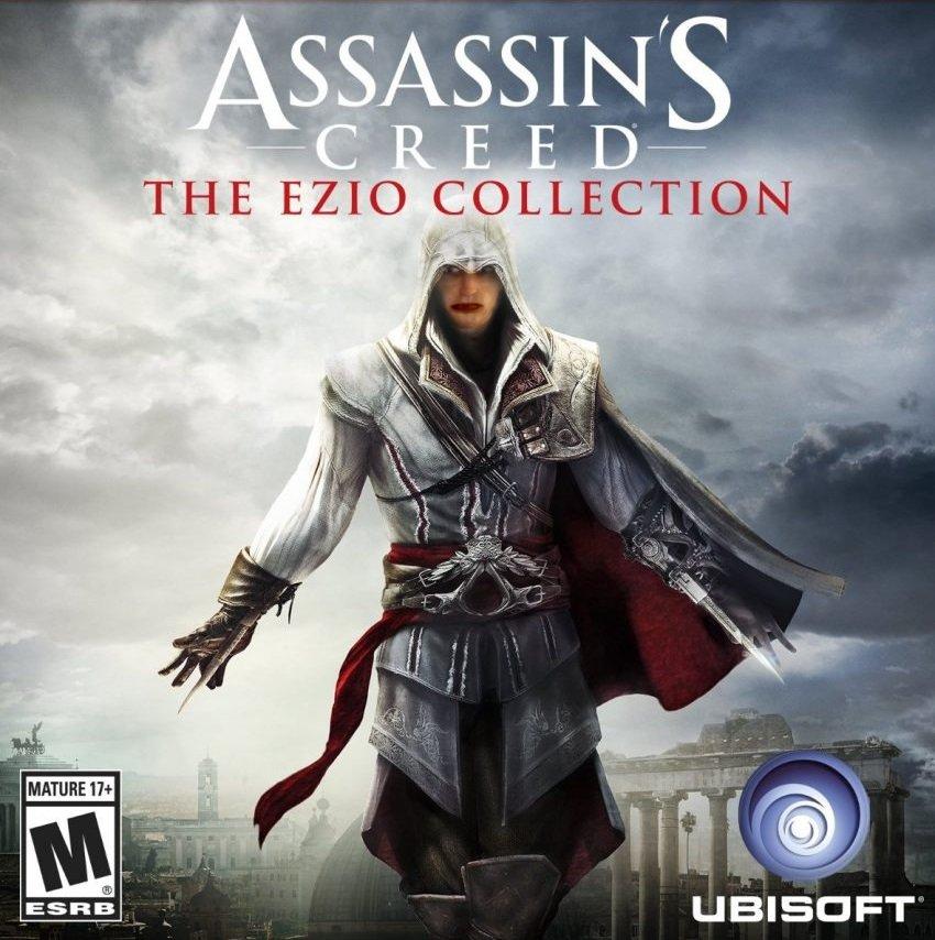 Лучшие шутки о баге с лицом персонажа в ремастере Assassin's Creed 2. - Изображение 1