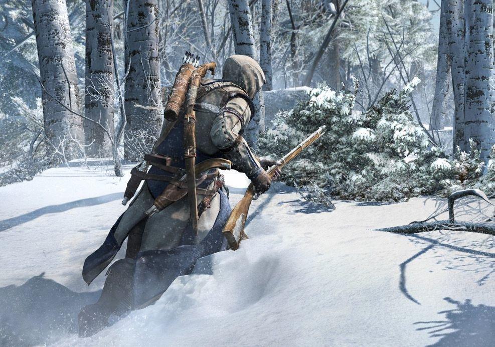 Assassin's Creed III выйдет на PC с двумя патчами в комплекте - Изображение 1