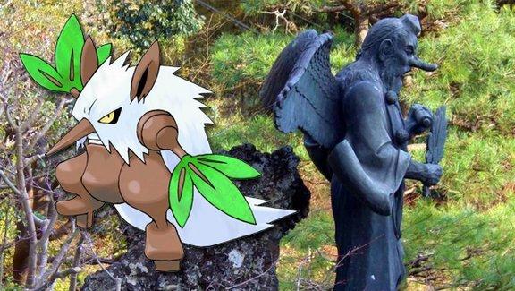 Мифологические покемоны - Изображение 6