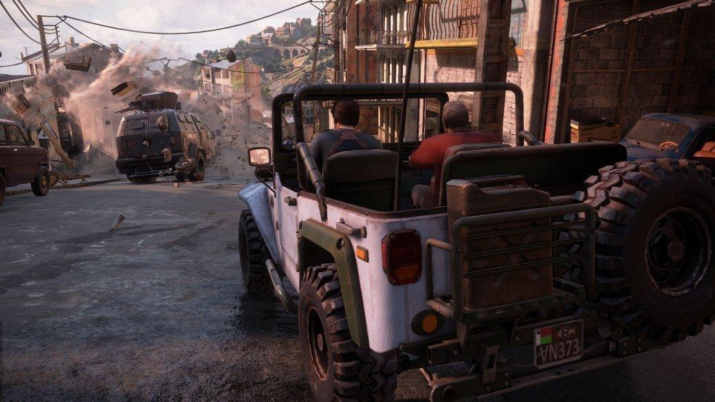 Разработчики Uncharted 4 —о вождении, механике и личности Сэма Дрейка - Изображение 1