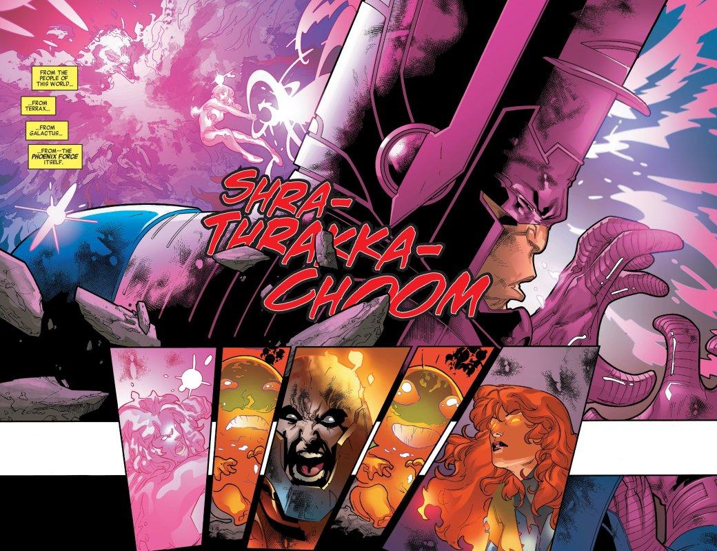 Marvel Generations: Чем закончилась встреча двух Джин Грей?. - Изображение 2