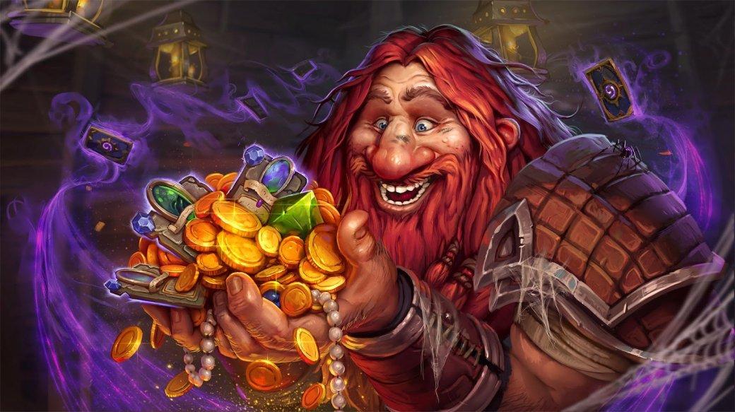 Blizzard намеренно включает в базовую колоду Hearthstone плохие карты - Изображение 1