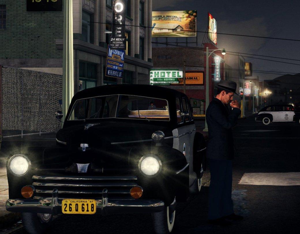 А помните L.A. Noire? . - Изображение 7