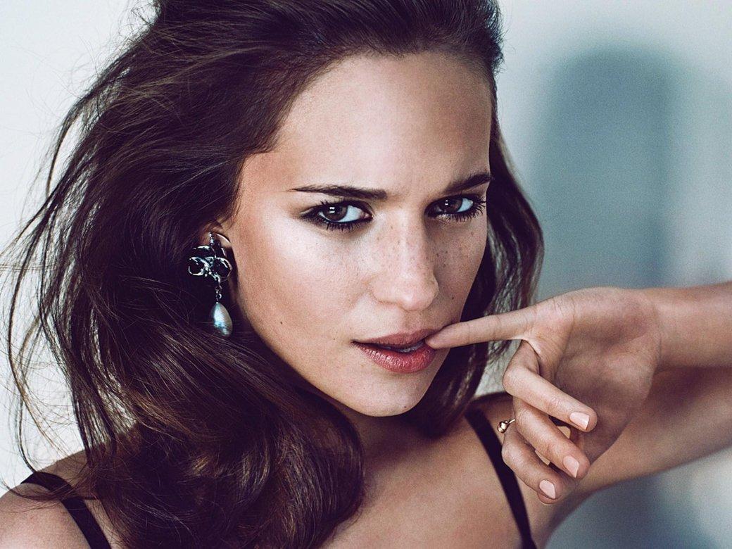 Новая Лара Крофт Алисия Викандер рассказала о ребуте Tomb Raider - Изображение 1
