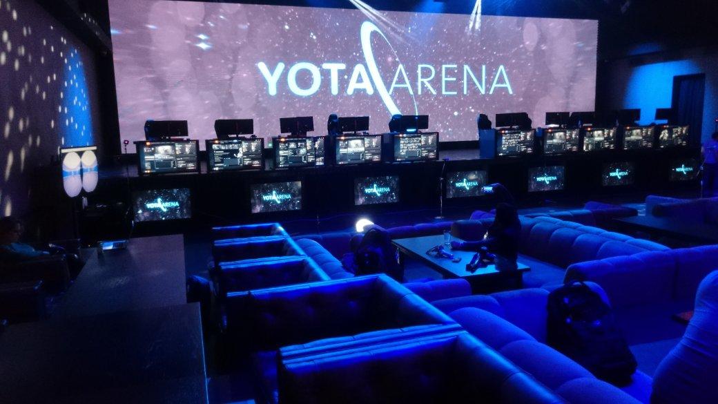 Киберспорт для элиты: Yota-арена вМоскве оказалась слишком шикарной. - Изображение 7