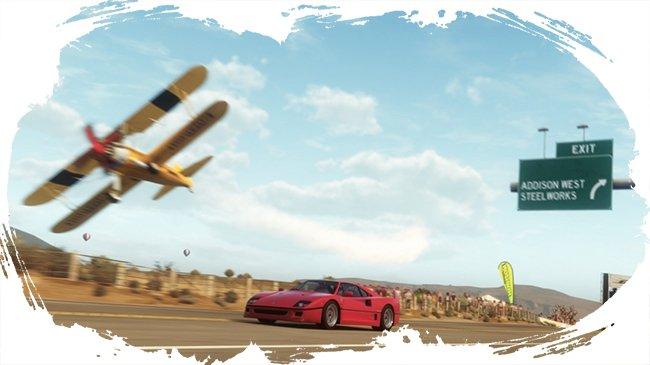 Forza Horizon - Горизонт не завален - Изображение 4