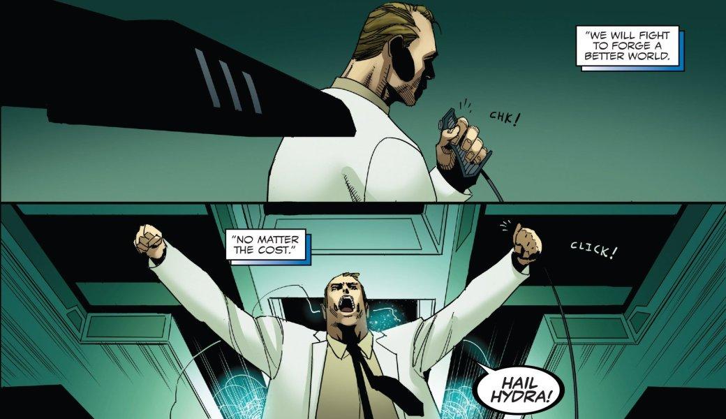 Почему изКапитана Америка получился отличный суперзлодей? - Изображение 9