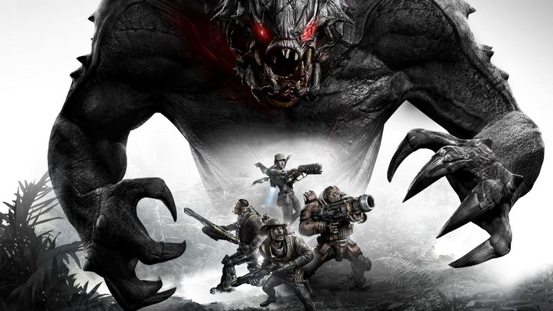 Сегодня PC-версия Evolve станет free-to-play - Изображение 1