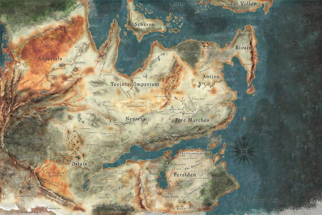 Все, что вам нужно знать об игре Dragon Age: inquisition - Изображение 5
