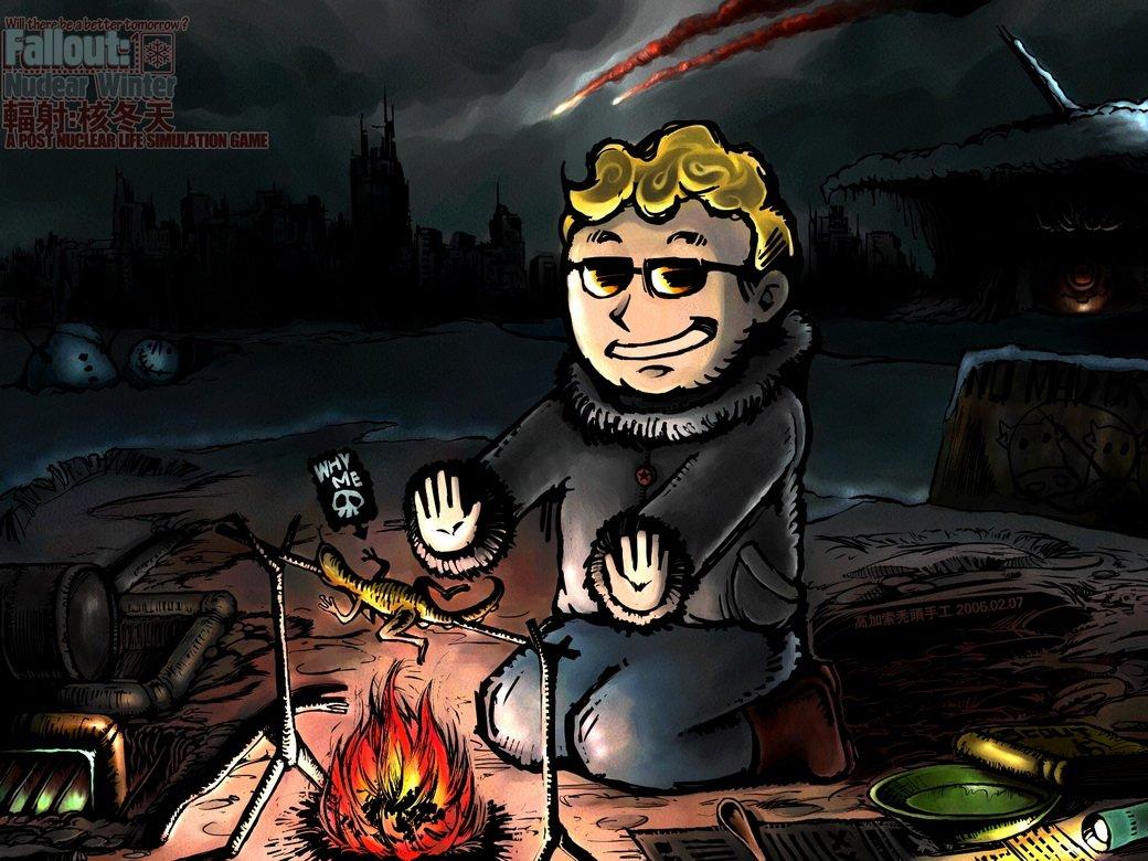Лучший арт мира Fallout - Изображение 41