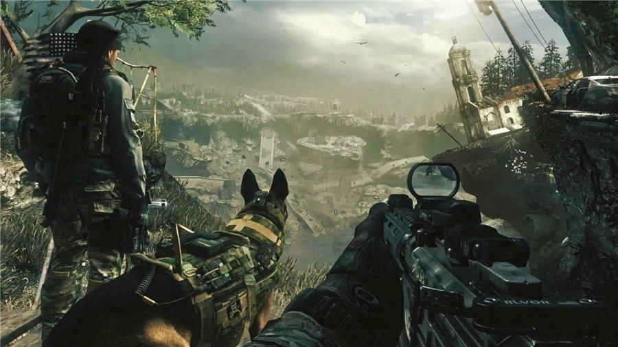 Call of Duty 2014 года равняется на консоли нового поколения - Изображение 1